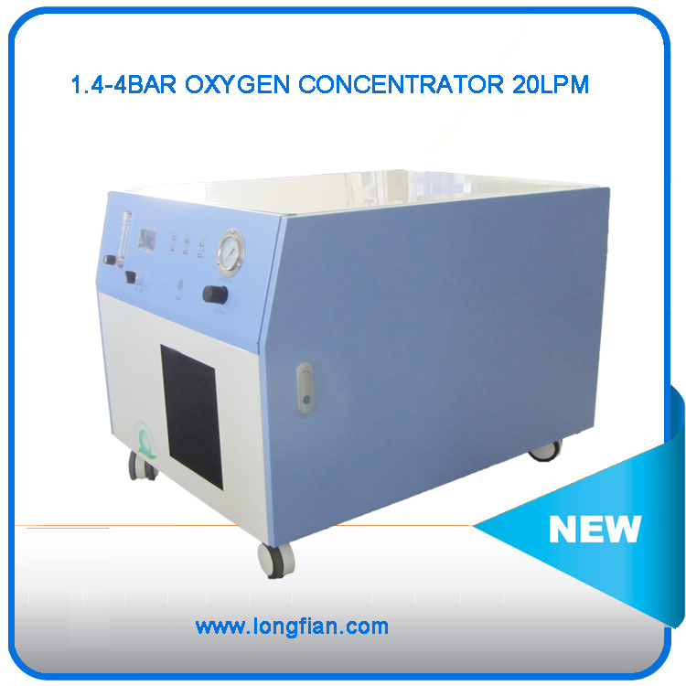 4bar Oxygen Concentrator 15lpm/15 Liters Oxygen Concentrator