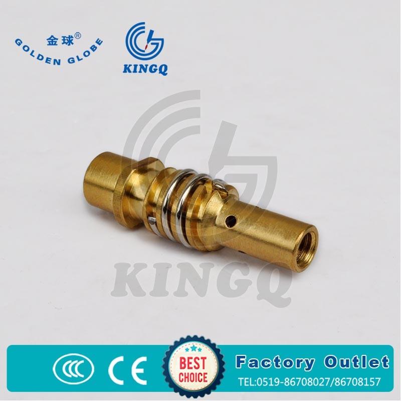 Kingq Binzel 15ak Conical Copper Gas, MIG Welding Torch Nozzle