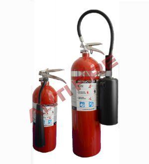 UL Standard CO2 Fire Extinguisher