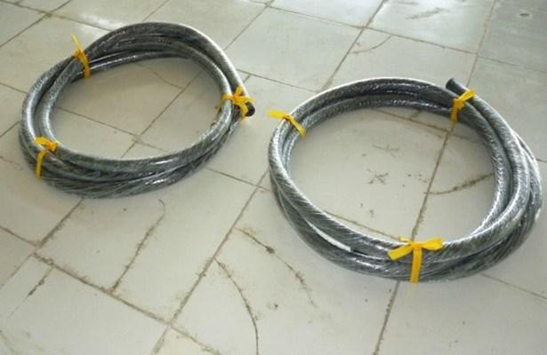 High Wear Resistant Alumina Ceramic Flexible Rubber Hose
