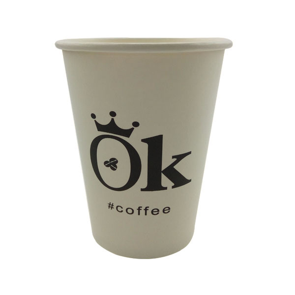 Factory Direct Sale 12oz Disposable Paper Cup for Coffee