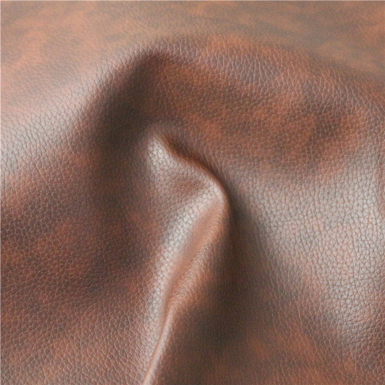 PVC Artificial Leathe for Car Seat Upholstery (418#)