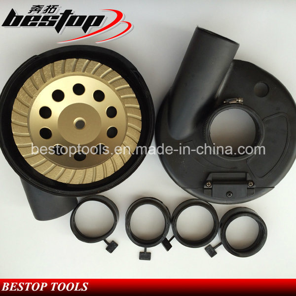 Metal Bonded Diamond Cup Grinding Wheel for Granite/Marble Stone/Concrete Polishing