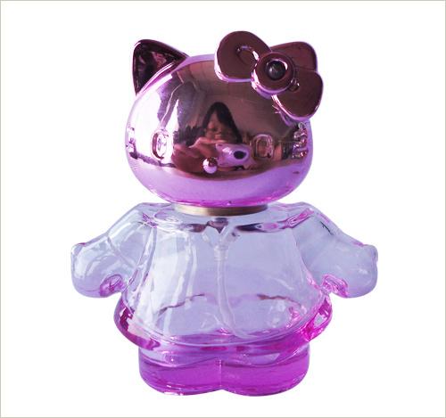 D145 Glass Perfume Bottle