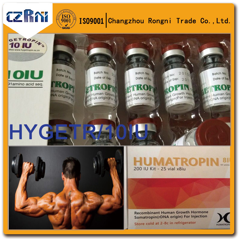99% Purity Human Growth 191AA Steroid Hormone Gh Kig Kig 10iu