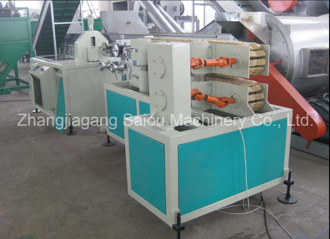 Plastic Pipe Extruder Single Screw PVC Pipe Production Equipment