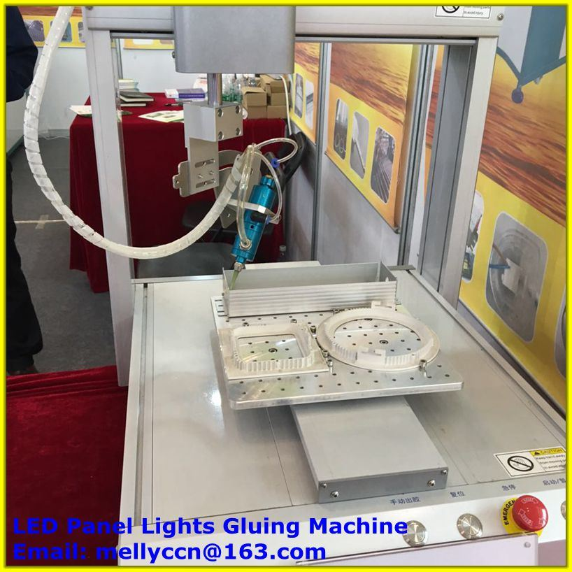 LED Panel Light Gluing Machine