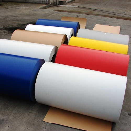 PVDF Color Coating Aluminum Sheet for Honeycomb Panel