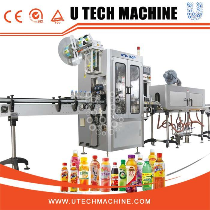 Packing Machine for Auto Shrink Sleeve Label Model Bst-150