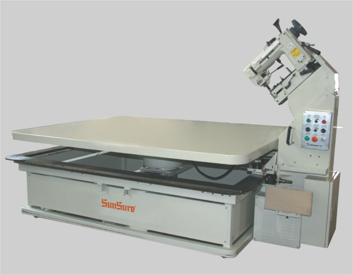 Tape Edge Machine for Sewing Mattress