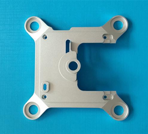 Dji Camera Case OEM Aluminum Parts CNC Machining