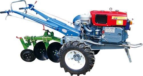 Walking Tractor with Diesel Engine