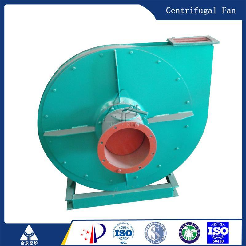 Industrial Kilns Air Supply Blower Centrifugal Fan