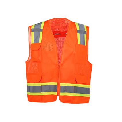 ANSI/Isea 107-2015 Reflective Safety Vest