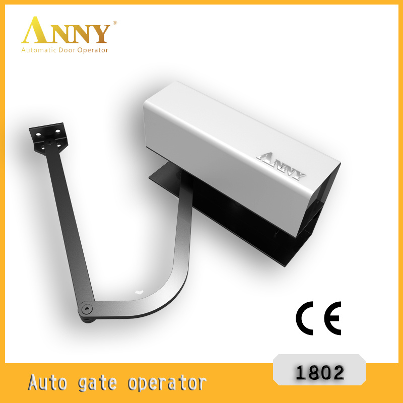 (ANNY1802B) The First Manufacture in China on First Generation Automatic Door Motor with Anti-Water Ground Instation Outdoor on Gate Opener