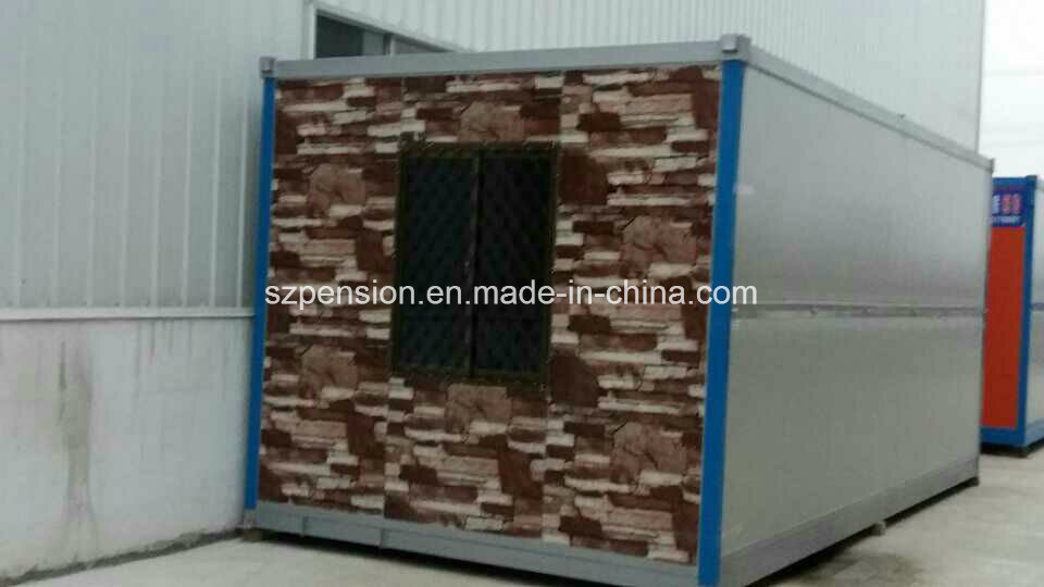 High Quality Green Environmental Prefabricated/Prefab Mobile House