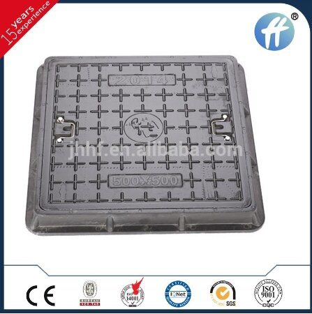 China En124 A15 Square Composite Manhole Cover