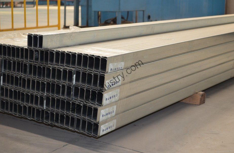 Partition Steel Profile with Compective Price