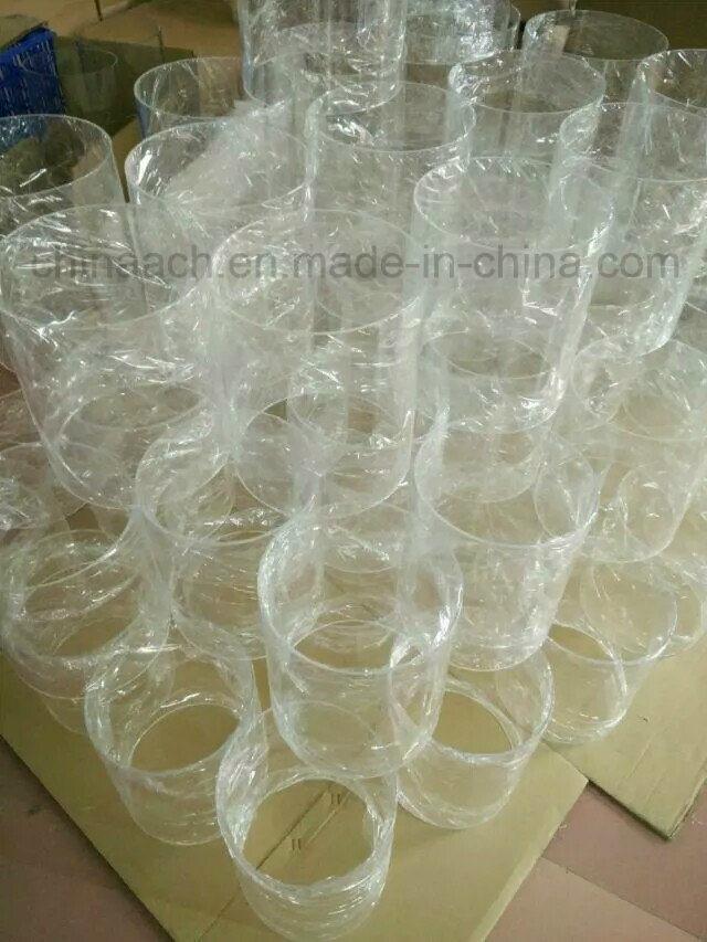 Cast Acrylic Pipes/Plastic Tubes/ LEDs Tubes/PMMA Tube/Plexiglass Tubes.