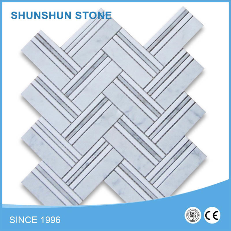 Marble Mosaic Tiles for Decoration