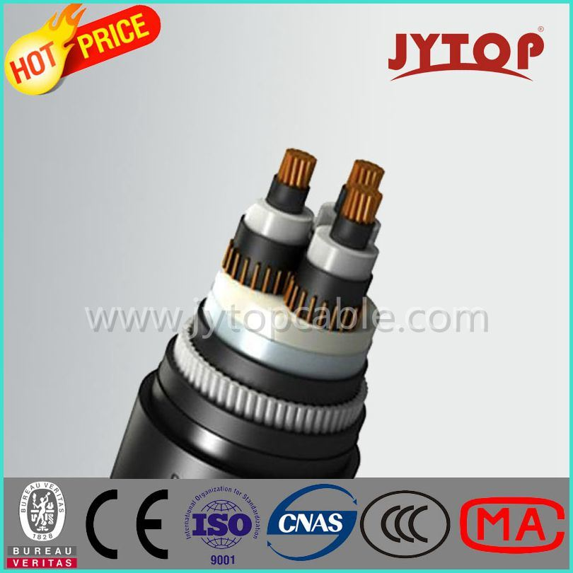 3 Core Cable, Medium Voltage Swa Power Cable, XLPE Insulation Cable