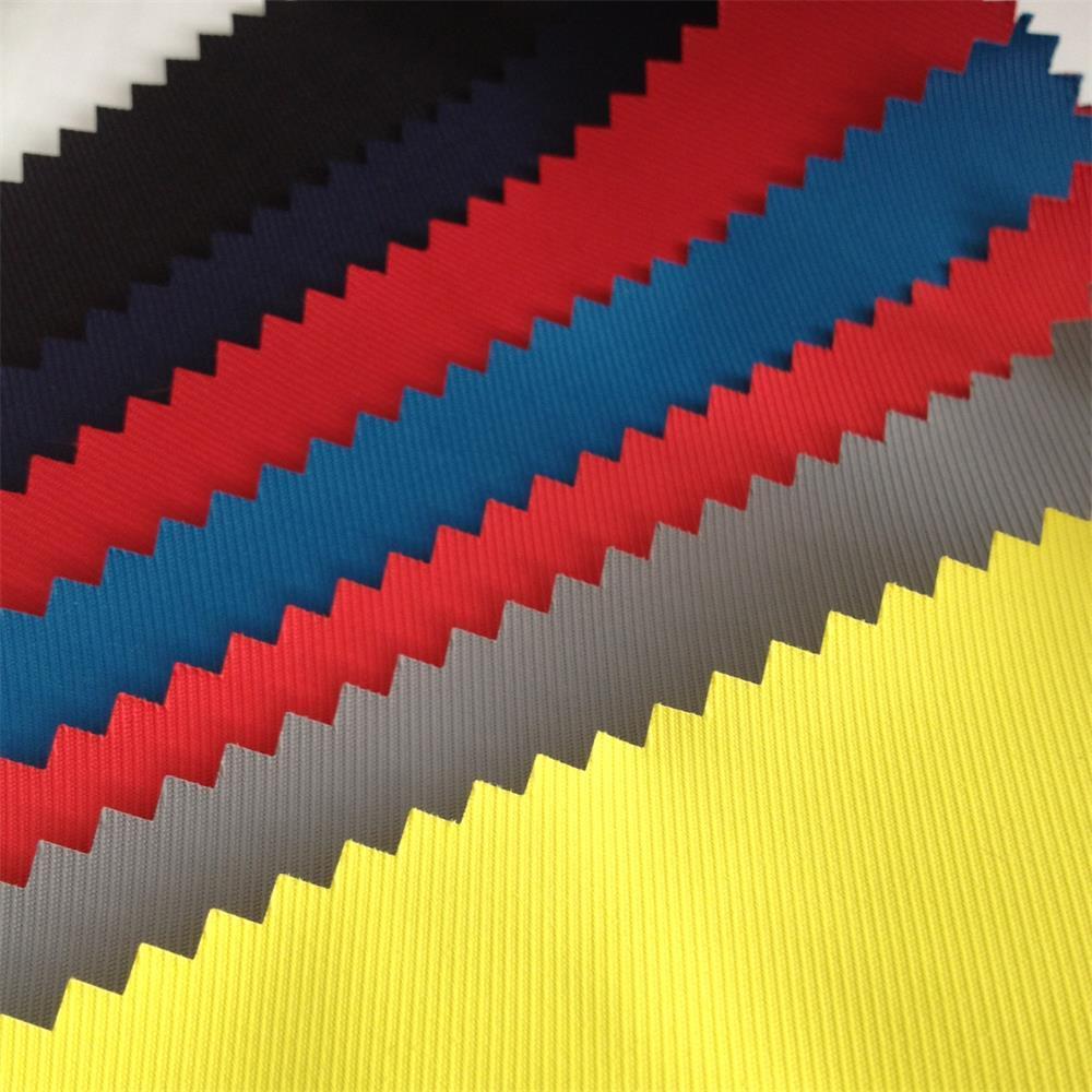 Breathable Milky Coated Nylon Taslon Twill Fabric