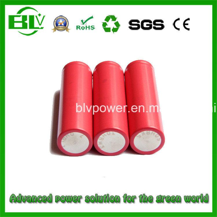 SANYO 12V Li-ion Battery for LED Lighting (18650)