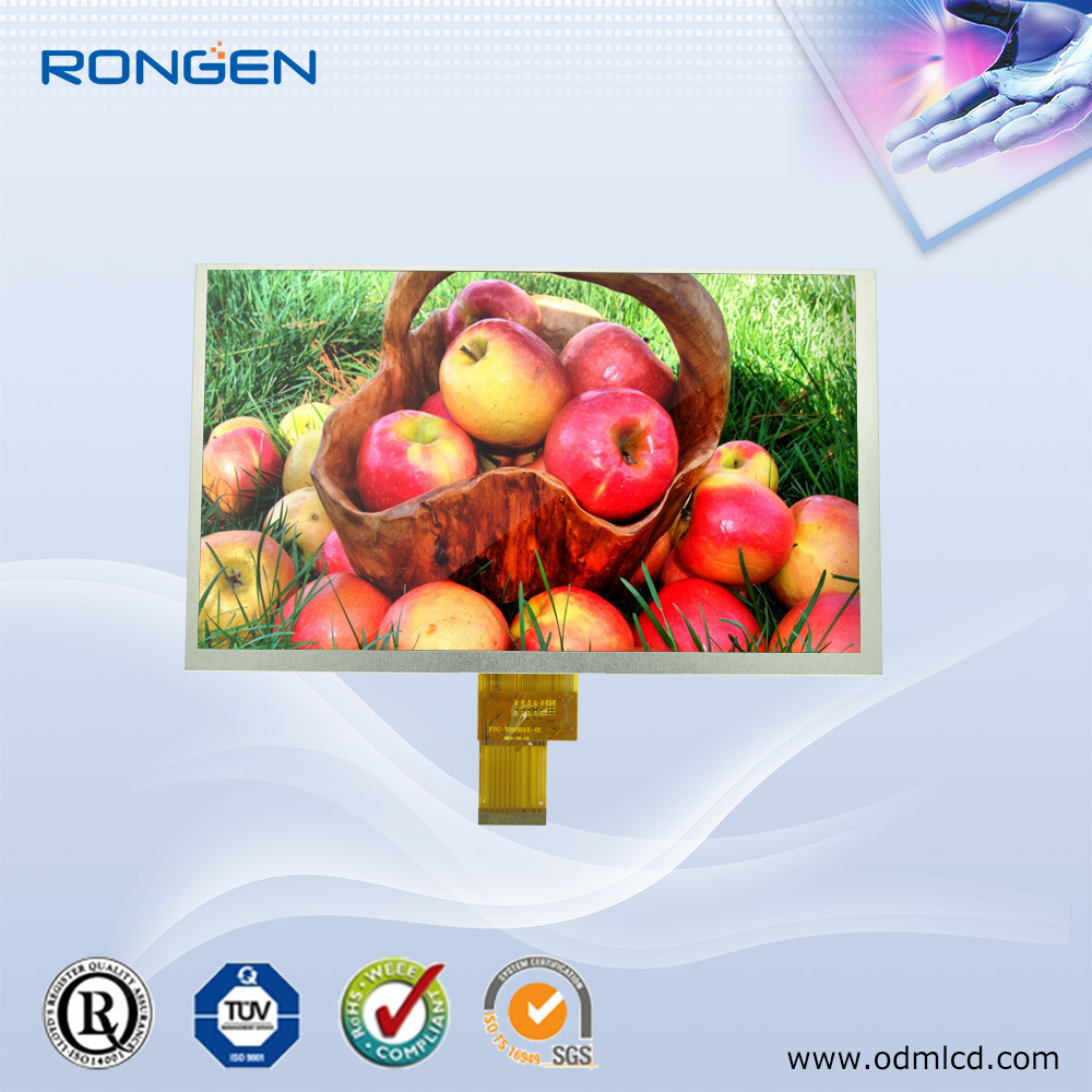 9 Inch TFT LCD Screen 1024X600 LCD Display