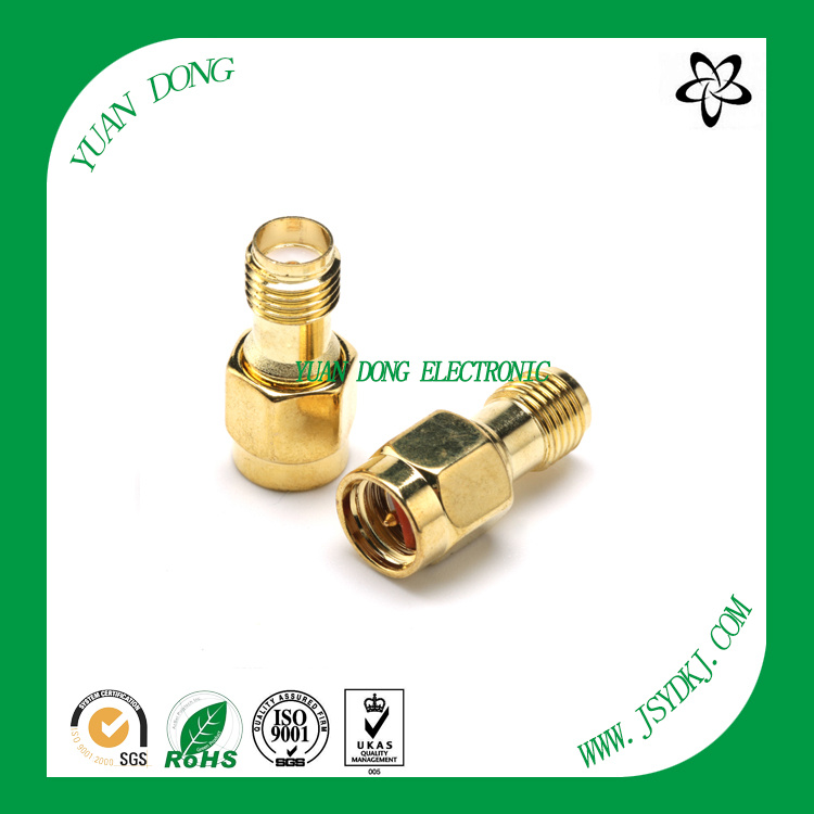 SMA Male to Female Connector (SMA-KF) Factory