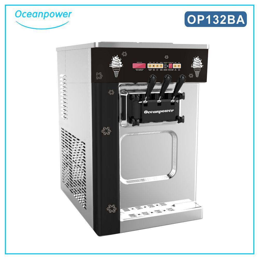 Soft Ice Cream Machine (Oceanpower OP132BA)