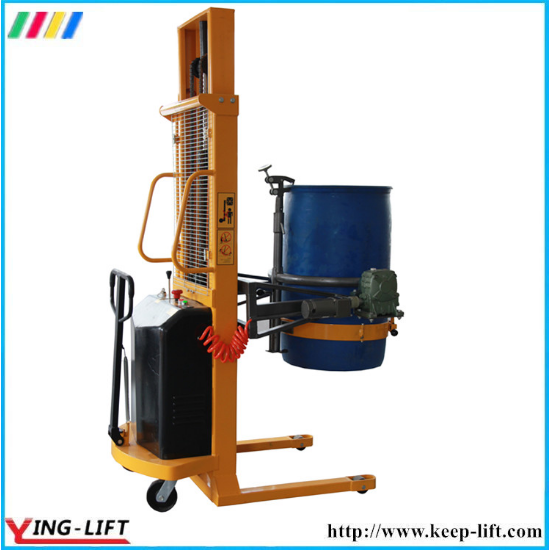 Power Lifting Drum Rotator for 450kg Capacity Yl450