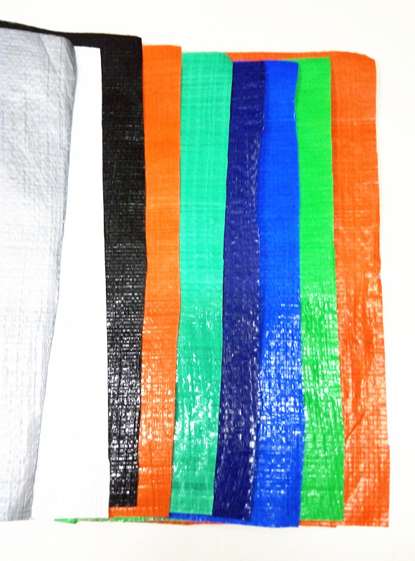 PE Sheet Tarpaulin Waterproof Sunproof Tarpaulin Cover