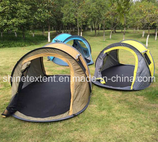 High Quality 3-4 Persons Outdoor Camping Tent