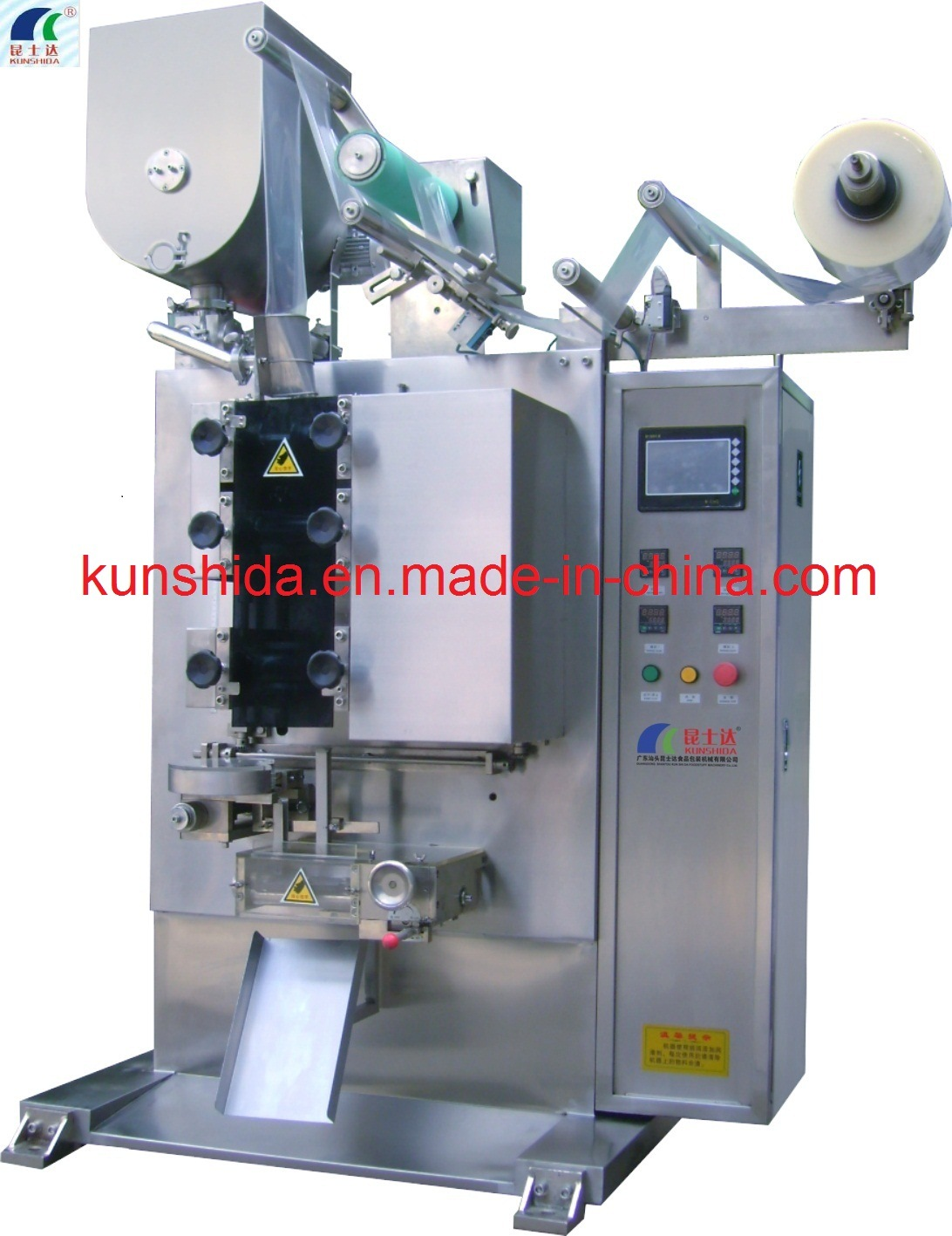 Continuous Packaging Machine for Sauce