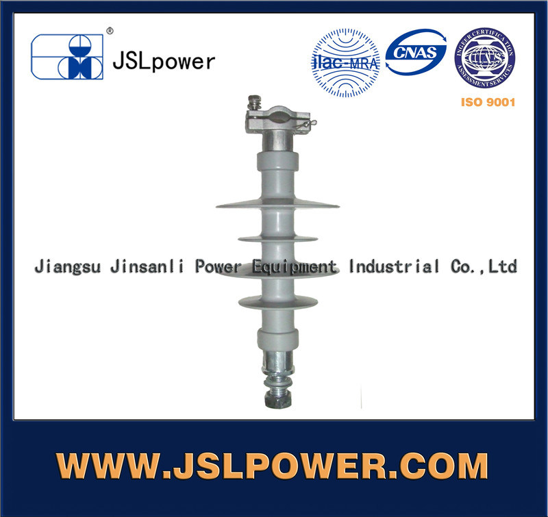 10-12kv HDPE Modified Polyethylene Pin Insulator