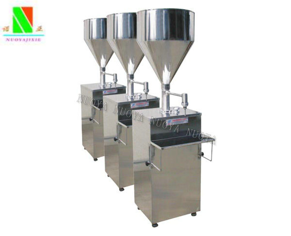 Paste and Liquid (Fluid) Filling Machine (CS-2)