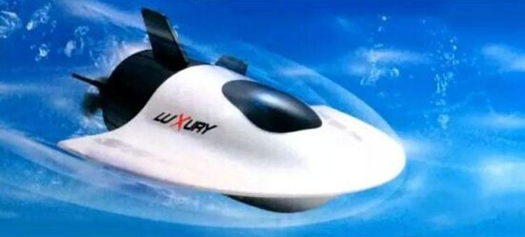 5933314--Create Toys RC Submarine