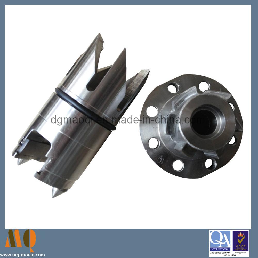 Precision Auto Part Mold of CNC Precision Machining (MQ100)