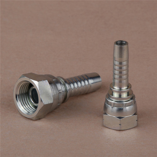 Bsp Female 60 Degree Cone Pipe Hose Fitting