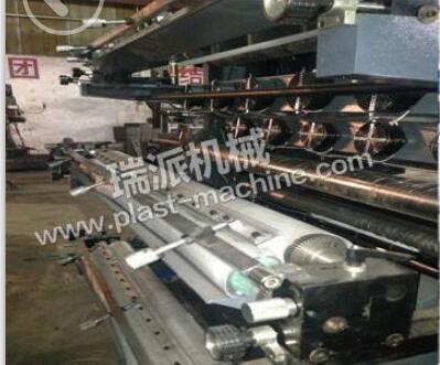 High Quality Four Color Flexographic Printing Press
