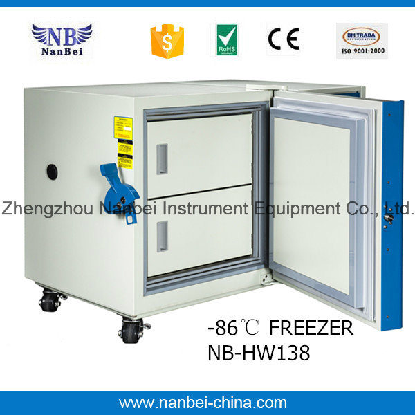 Medical Using Ultra Low Temperature Laboratory Mini Deep Freezer