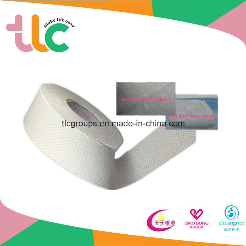 Super Absorbent Polymer/Sap for Baby Napkin