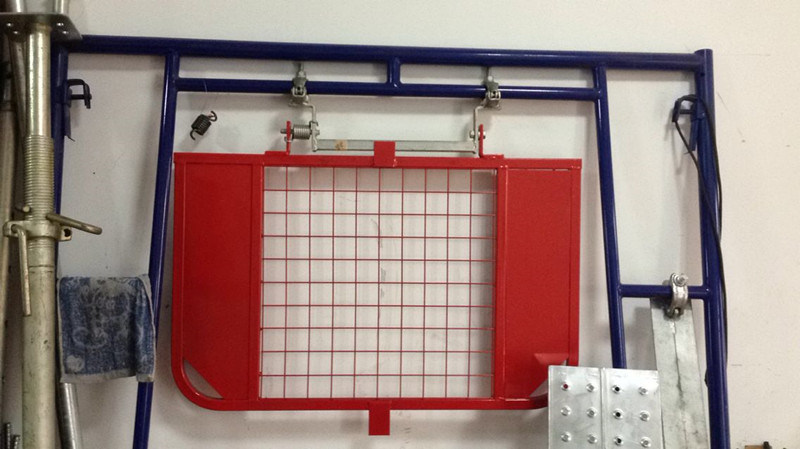 Scaffolding Safety Gate 960mm X 761mm