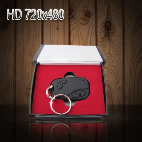 Mini Hidden Keychain Camera, Car Key Camera