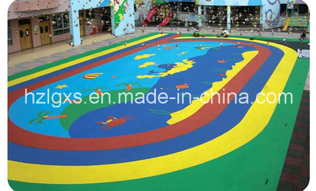 Colourful EPDM Granules Used for Rubber Floor Tiles (10)