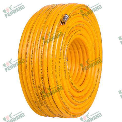 High Pressure Power PVC Spray Hose for Sprayer (Pw1007)