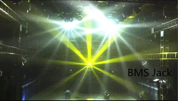 5r Rolling Scan Beam Light