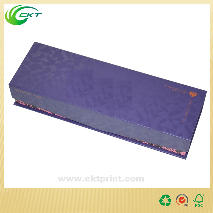 Hair Extension Packaging Box, Gift Paper Box for Hairpin (CKT-CB-752)