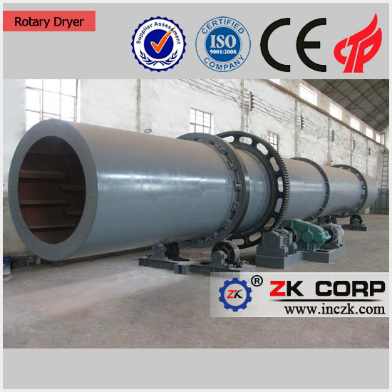 Made in China Clay Drying Machine