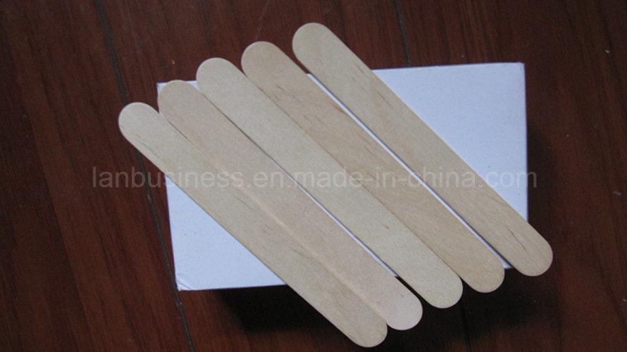 Hot Sell Birch Wooden Tongue Spatula